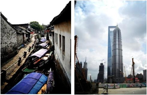 Canel | Boats | High-rise Buildings